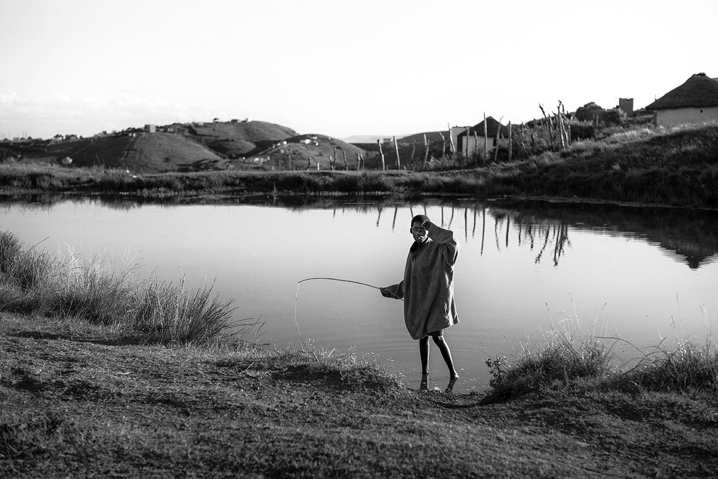 Eine Reise | Mdumbi Fishing Boy | Richard Schabetsberger Photography