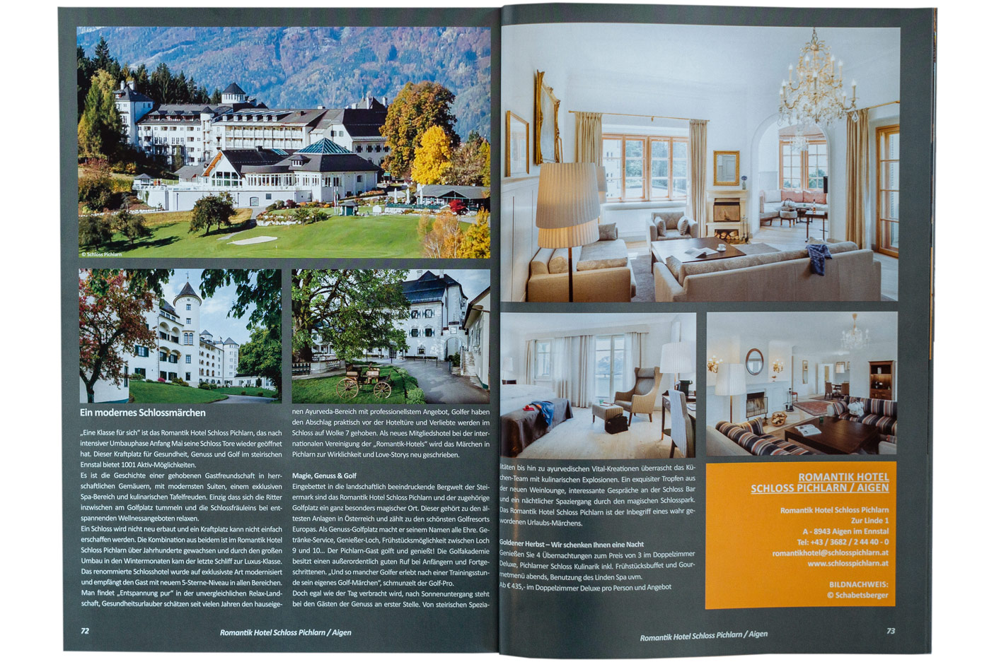 Publications_Leica-Fotograf-Richard-Schabetsberger_012_Schloss_Pichlarn_Hotel_News_1